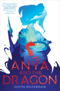 anya and the dragon